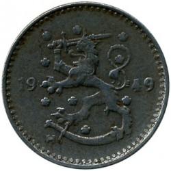 Münze > 1Mark, 1949 - Finnland  - obverse