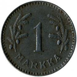 Münze > 1Mark, 1949 - Finnland  - reverse