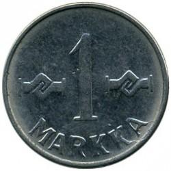Münze > 1Mark, 1956 - Finnland  - reverse
