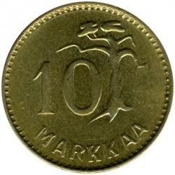 Münze > 10Mark, 1953 - Finnland  - reverse