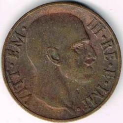 Moneta > 5centesimi, 1936-1939 - Włochy  - obverse