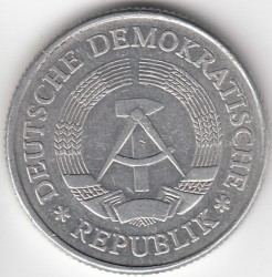 Монета > 2марки, 1972-1990 - Германия - ГДР  - reverse