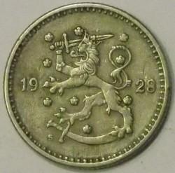 Münze > 1Mark, 1928 - Finnland  - obverse