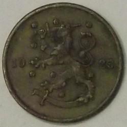 Münze > 1Penny, 1923 - Finnland  - reverse