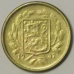 Münze > 5Mark, 1947 - Finnland  - obverse
