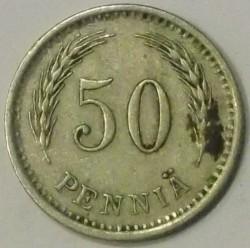 Münze > 50Penny, 1936 - Finnland  - obverse