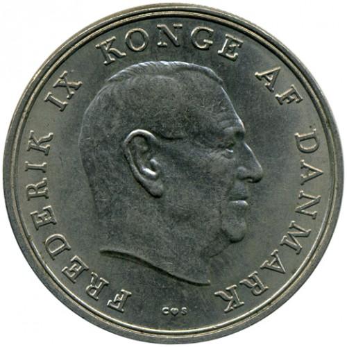 5 Kronen 1960 1972 Dänemark Münzen Wert Ucoinnet