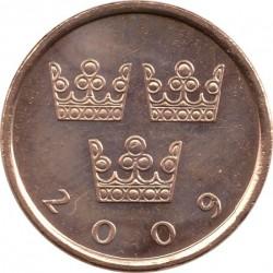 Moneda > 50ore, 1992-2009 - Suecia  - obverse