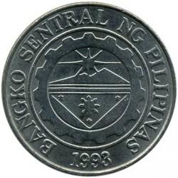 Moneda > 1peso, 1995-2003 - Filipinas  - obverse