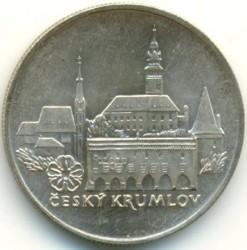 Moneta > 50corone, 1986 - Cecoslovacchia  (Český Krumlov) - reverse