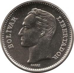 Münze > 50Centimos, 1988-1990 - Venezuela  - reverse