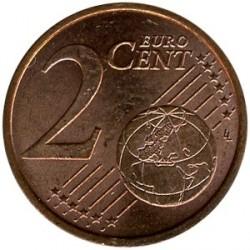 Moneda > 2céntimos, 2008 - Portugal  - reverse