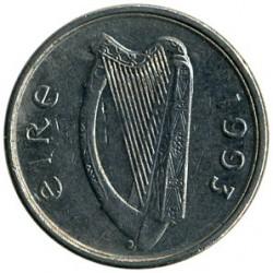 سکه > 5پنس, 1993 - ایرلند  - obverse