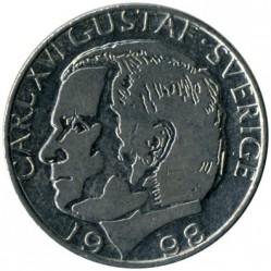 Moneta > 1krona, 1982-2000 - Švedija  - obverse