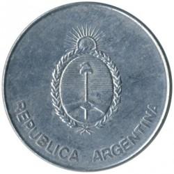 Moneta > 1000australes, 1990-1991 - Argentina  - obverse