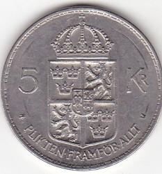 Moneta > 5koron, 1973 - Szwecja  - reverse