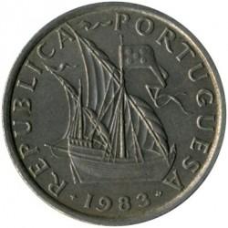 Moneda > 5escudos, 1983 - Portugal  - obverse