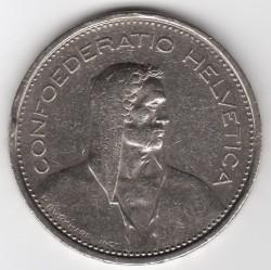 Moneta > 5franków, 1979 - Szwajcaria  - obverse