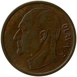 Mynt > 5ore, 1971 - Norge  - obverse