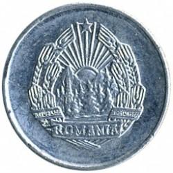 Moneta > 5bani, 1975 - Romania  - obverse