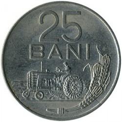מטבע > 25באני, 1960 - רומניה  - obverse