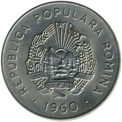 מטבע > 25באני, 1960 - רומניה  - reverse
