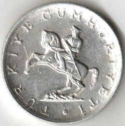 Νόμισμα > 5Λίρες, 1982 - Τουρκία  - reverse