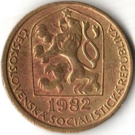 20 Heller 1972 1990 Tschechoslowakei Münzen Wert Ucoinnet