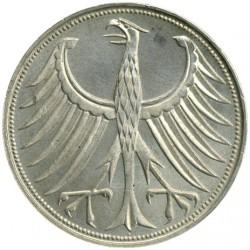 Moneta > 5marek, 1951 - Niemcy  - obverse