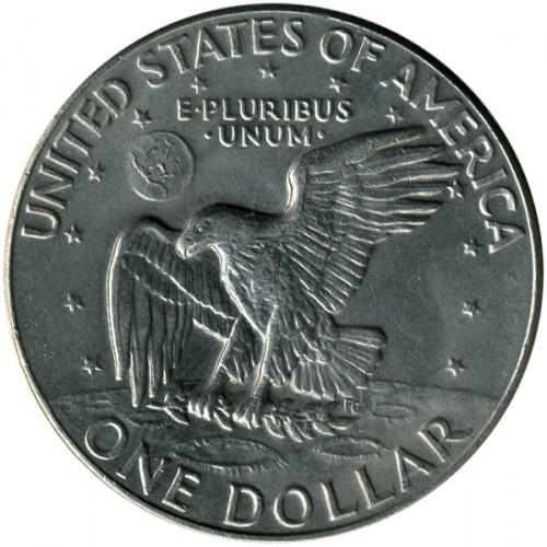 Usa 1 Dollar 1971 1978 Km 203 Gt Coin Catalog Ucoin Net
