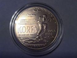 Moneda > 1dólar, 1991 - Estados Unidos  (38th Anniversary - Korean War) - obverse