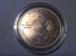 Moneda > 1dólar, 1991 - Estados Unidos  (38th Anniversary - Korean War) - reverse