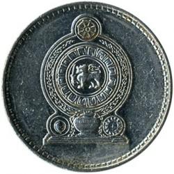 Monēta > 50centu, 1996-2004 - Šrilanka  - obverse