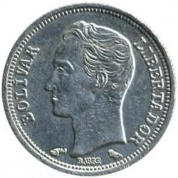Νόμισμα > 50Σεντίμος, 1960 - Βενεζουέλα  - reverse