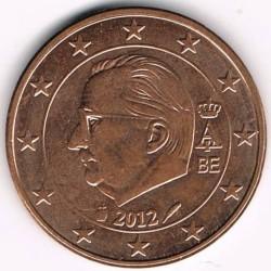 Monēta > 5eurocent, 2009-2013 - Beļģija  - obverse
