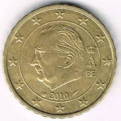 Moneta > 10centesimidieuro, 2009-2013 - Belgio  - reverse