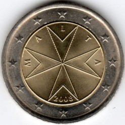 Coin > 2euro, 2008 - Malta  - reverse