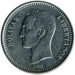 Moneta > 50sentimų, 1965-1985 - Venesuela  - reverse