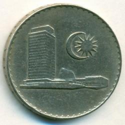 Кованица > 50сена, 1967-1988 - Малезија  - obverse