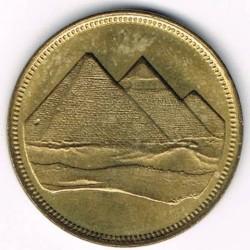 Монета > 2піастра, 1984 - Єгипет  - obverse