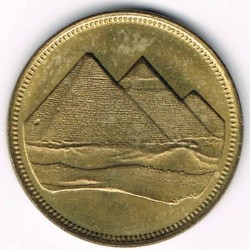 Монета > 2піастра, 1984 - Єгипет  - reverse