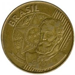 Moneta > 25centavos, 1998-2017 - Brazylia  - reverse