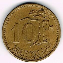 Münze > 10Mark, 1958 - Finnland  - reverse