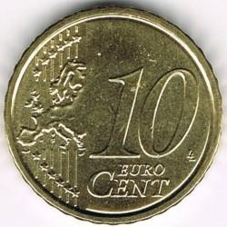 Moneda > 10céntimos, 2008-2016 - San Marino  - reverse