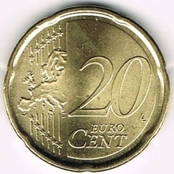 Moneda > 20céntimos, 2008-2016 - San Marino  - obverse
