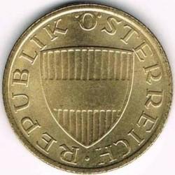 Moneda > 50groschen, 1959-2001 - Àustria  - obverse