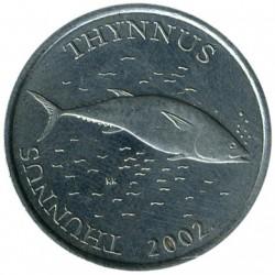 Monedă > 2kune, 1994-2018 - Croația  - reverse