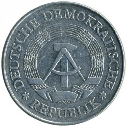 Coin > 2 mark, 1979 - Germany (GDR)  - reverse