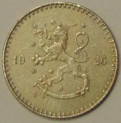 Münze > 25Penny, 1926 - Finnland  - obverse