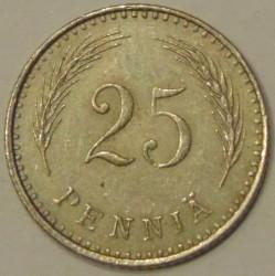 Münze > 25Penny, 1926 - Finnland  - reverse
